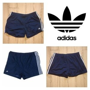 Adidas Ladies Drawstring Athletic Shorts